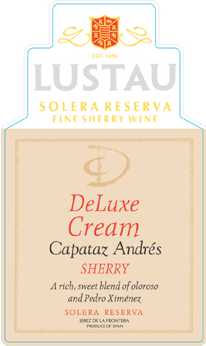 Lustau Deluxe Cream Sherry